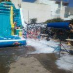 Alquiler Fiesta de la Espuma en SANTOMERA