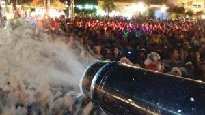 Alquiler Fiesta de la Espuma en CABEZO DE TORRES