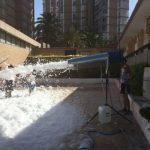 Alquiler Fiesta de la Espuma en MOLINA DE SEGURA