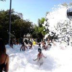 Alquiler Fiesta de la Espuma en TOTANA